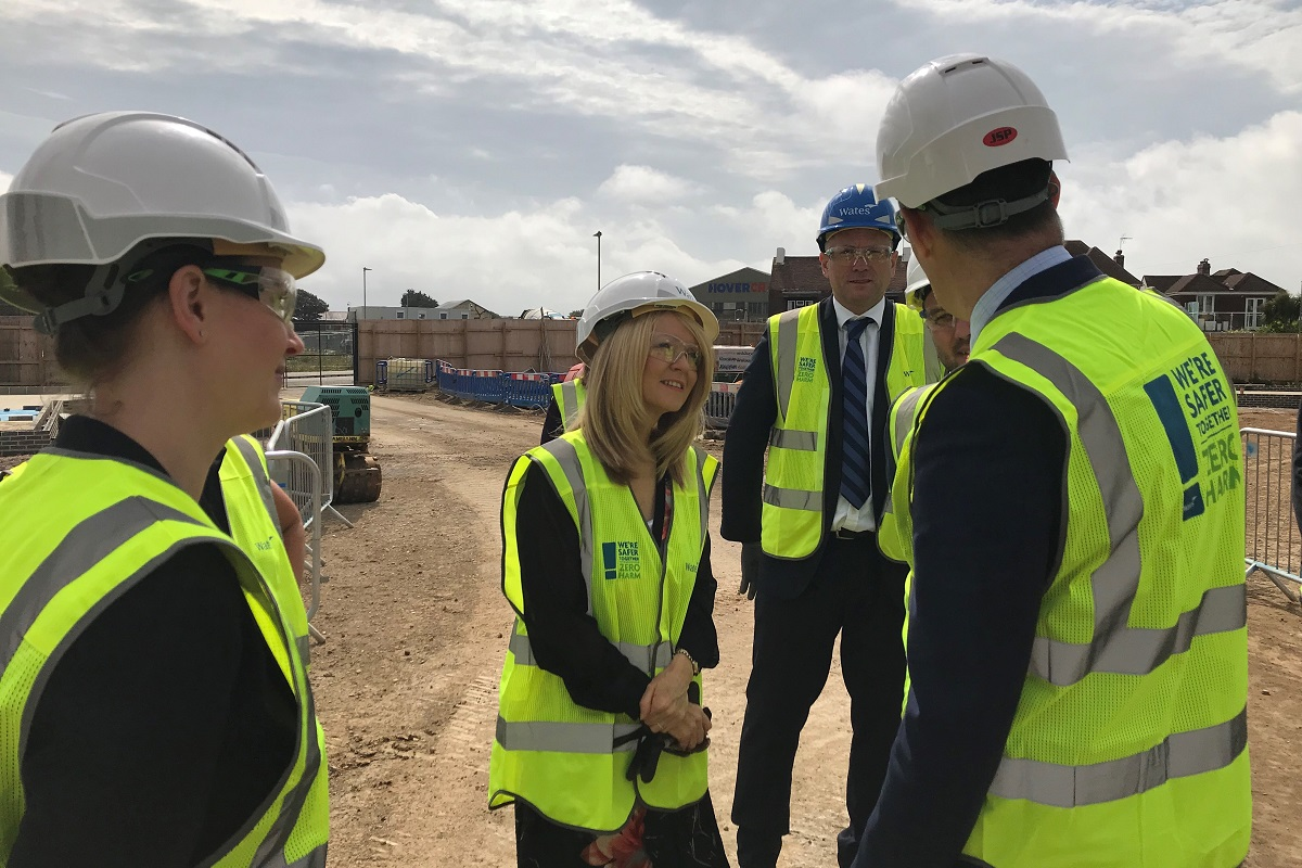 McVey focuses on homeownership after being confirmed as housing minister