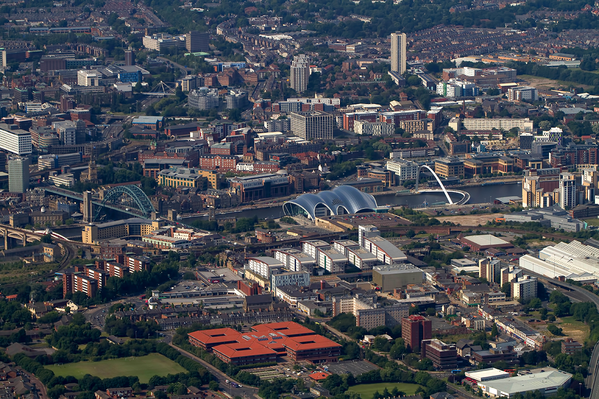 Karbon Homes is headquartered in Newcastle Upon Tyne (picture: Getty)
