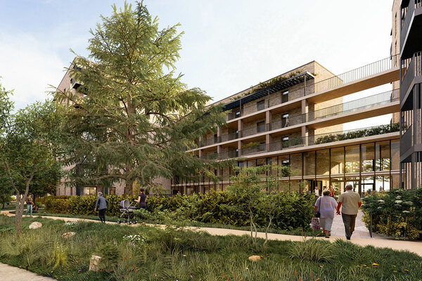 First London project to go through residents' ballot gets council approval