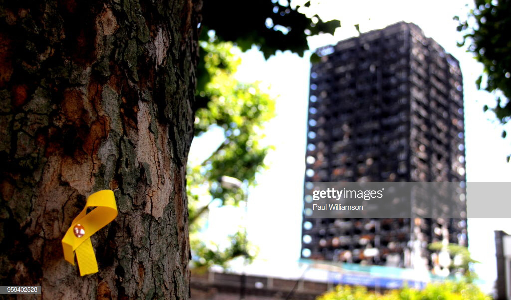 Who's been signing off Grenfell-style cladding?
