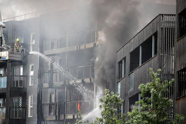 Barking fire: displaced residents left 'stressed' after litany of rehousing issues