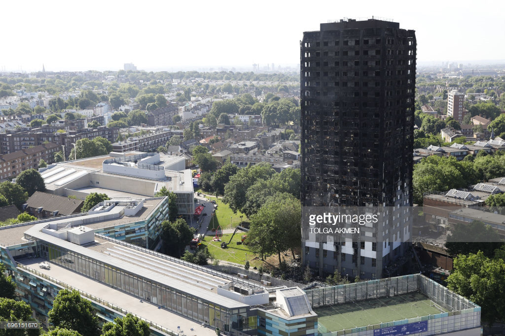 Was the cladding legal?