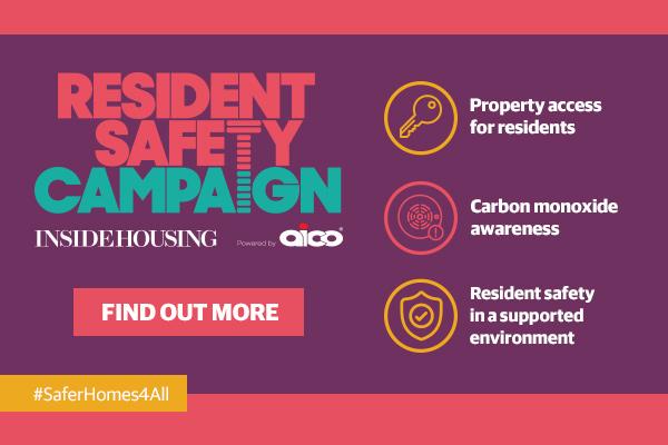 Enter our Resident Safety Campaign comms competition