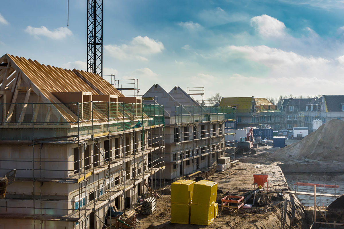 Lendlease, a major joint venture partner to the UK social housing sector, has established its own registered provider (picture: Getty)