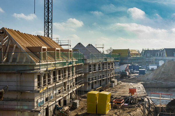 Development by Scottish housing associations threatened by lack of grant, sector says