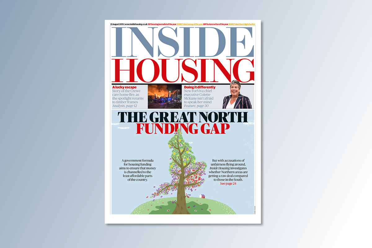 23 August digital edition of Inside Housing out now