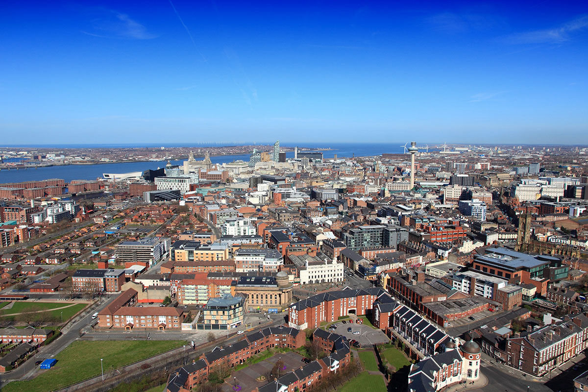 Liverpool, North West England (picture: Getty)