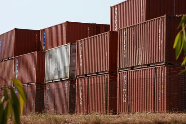 Morning Briefing: homeless children housed in shipping containers