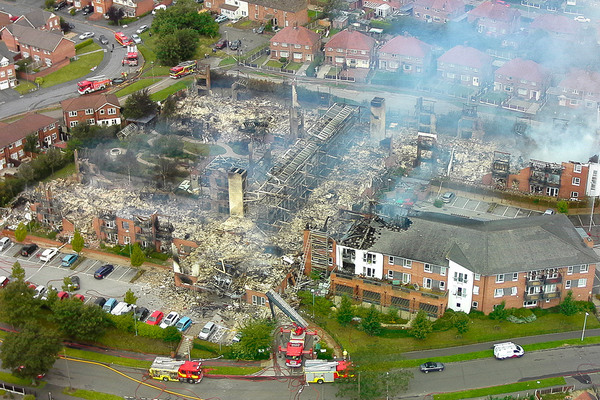 Does the Crewe care home fire bring timber frame construction back into the spotlight?