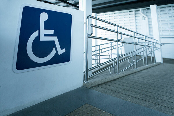 Most UK homes are no-go zones for wheelchair users, survey finds