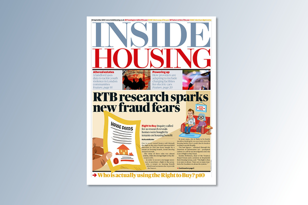 20 September digital edition of Inside Housing out now