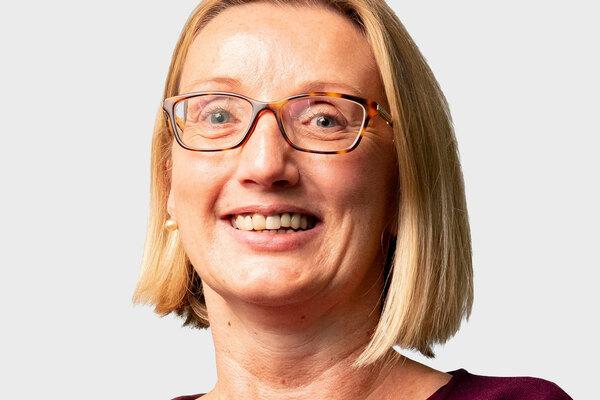 CIH vice-president election 2019: Jo Richardson