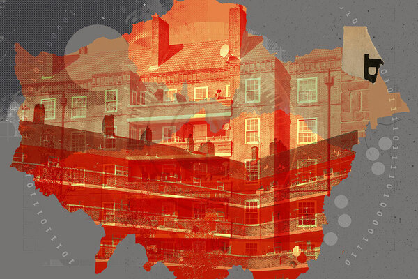 Altered estates: how social landlords are using data to battle rising violence