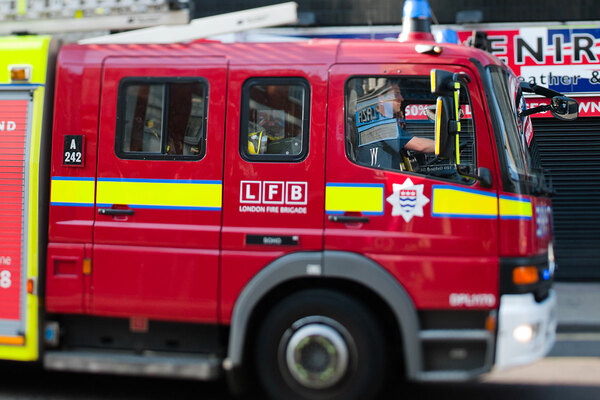London Fire Brigade 'interviewed under caution' by police over Grenfell Tower tragedy