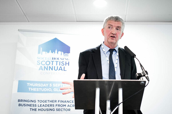 Introduction of regulatory status 'will help RSLs raise money', says Scottish regulator