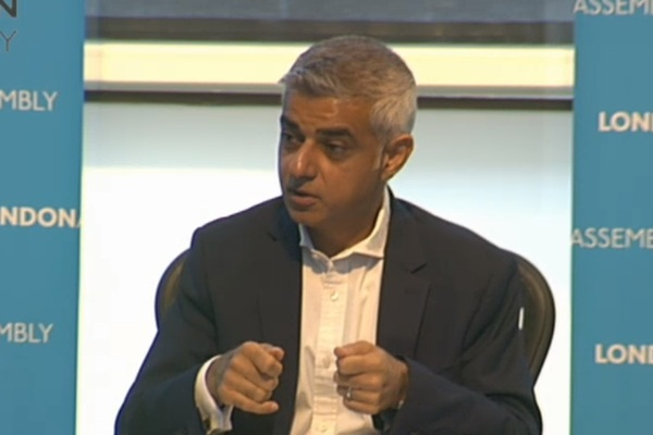 Sadiq Khan 'deeply disappointed' by government's lack of response to fire safety letter