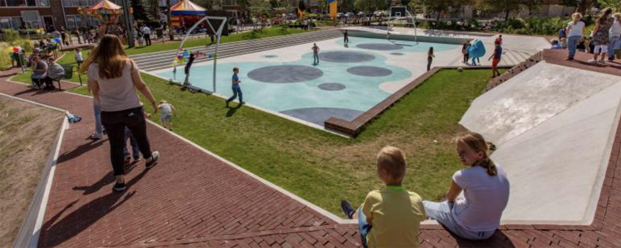 Water Square by de Urbanisten