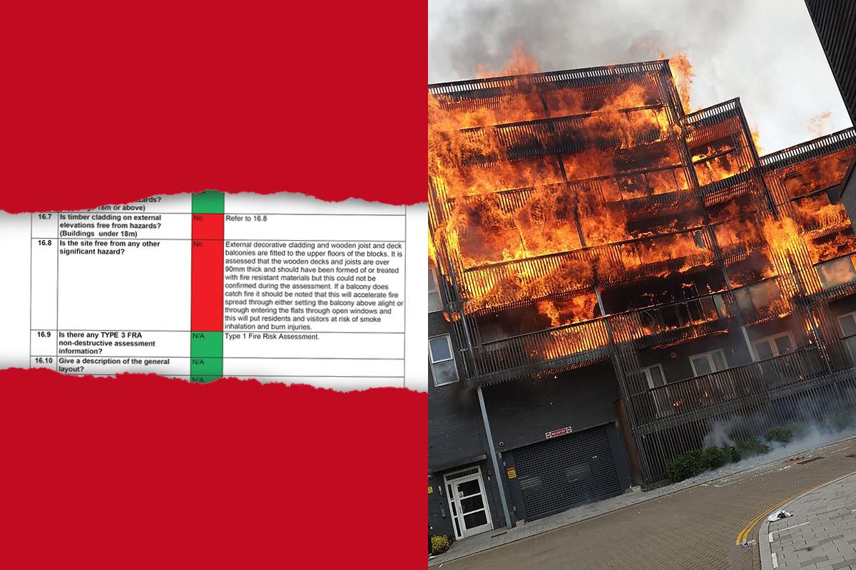 Inside Housing - Insight - Barking fire: the inside story
