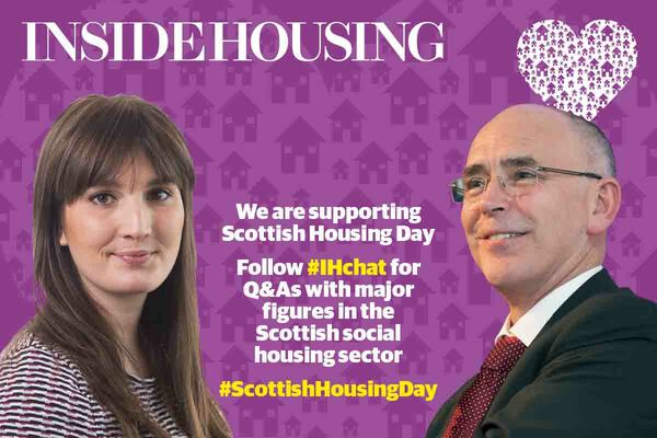 Key figures lined up for Twitter Q&As on Scottish Housing Day