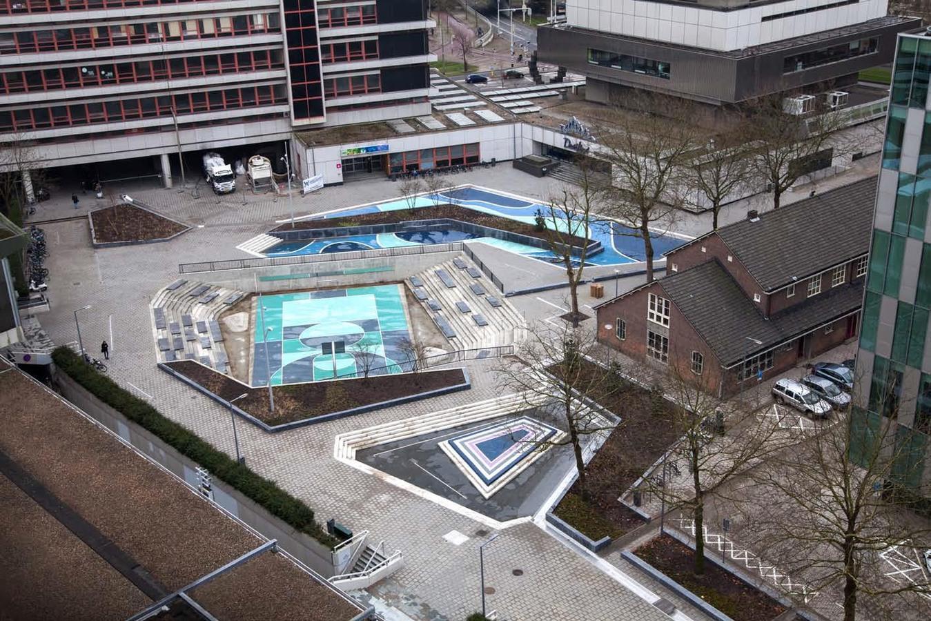 De Urbanisten's first water square