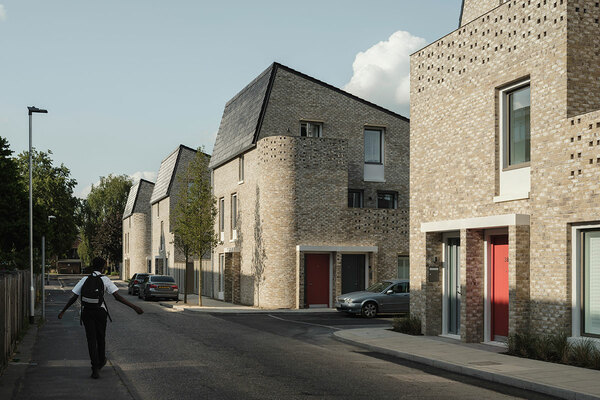 Council housing scheme wins the RIBA Stirling Prize