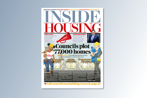 11 October digital edition of Inside Housing out now