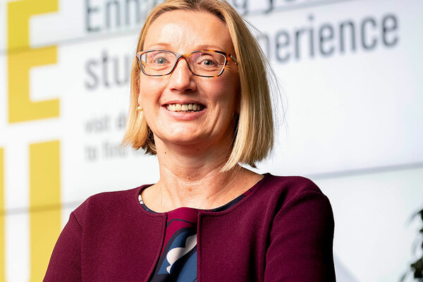 Jo Richardson is the new president of the CIH (picture: CIH)