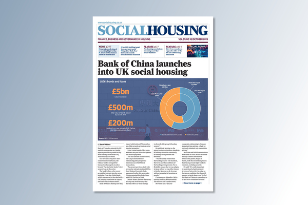 October digital edition of Social Housing out now