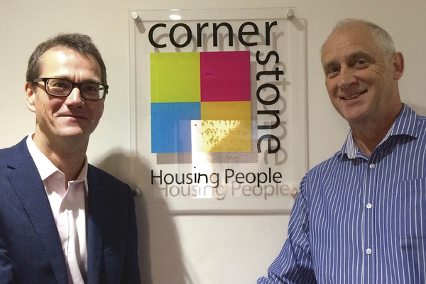 Devon housing association appoints new chief executive