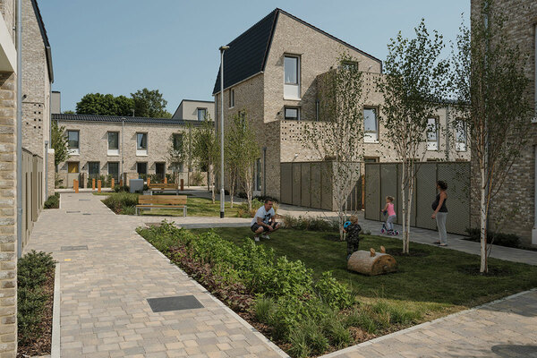 The gold standard: how a council housing scheme won architecture's biggest prize