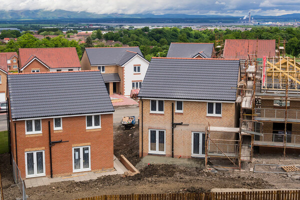 Homes England picks Galliford Try for 600-home scheme