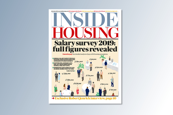 18 October digital edition of Inside Housing out now