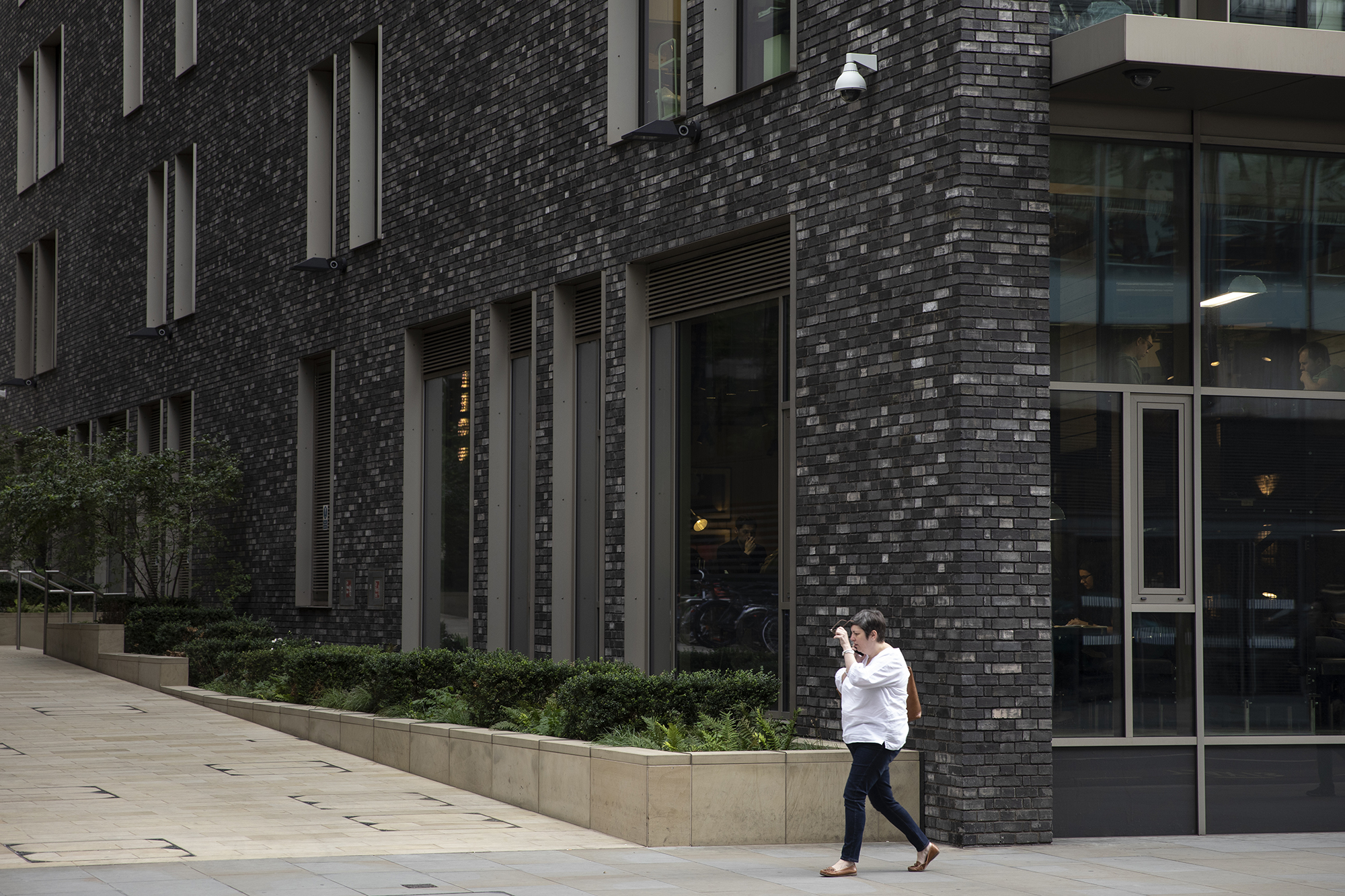 The King's Cross estate has CCTV cameras and deploys facial recognition technology. Getty