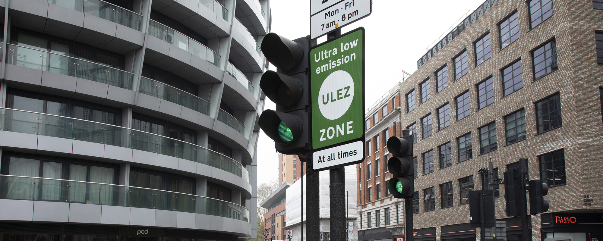 ULEZ is working: How London's Ultra Low Emission Zone is changing travel behaviours