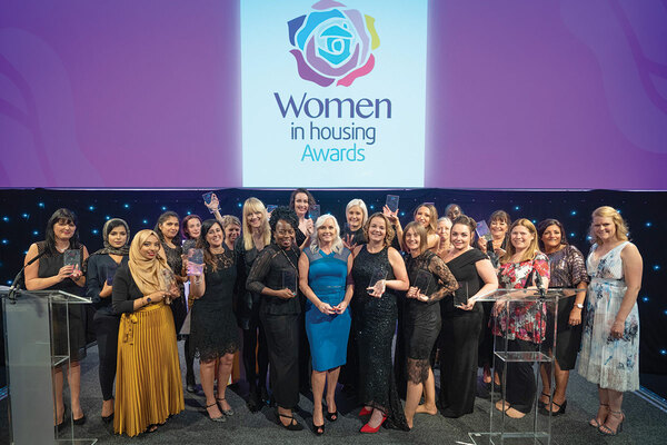 Why they won - full details of the Women in Housing Awards 2019 winners