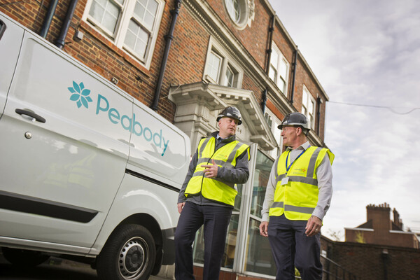Peabody launches £100m tender for its development programme