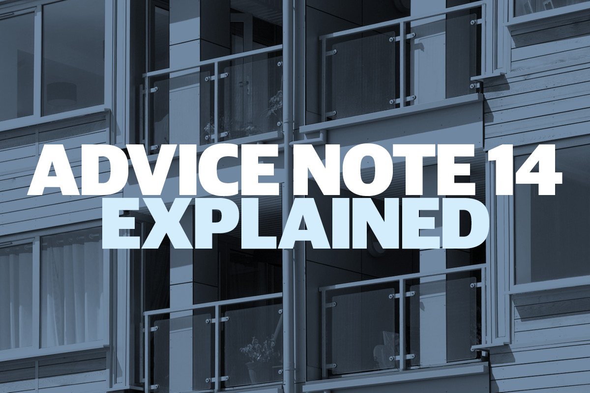 Advice Note 14 explained: what is it and why is it stopping the sale of so many properties?
