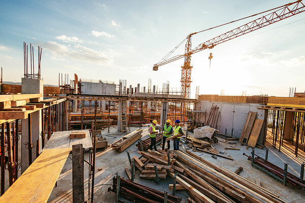 Development spending falls by a fifth across English housing associations, data shows