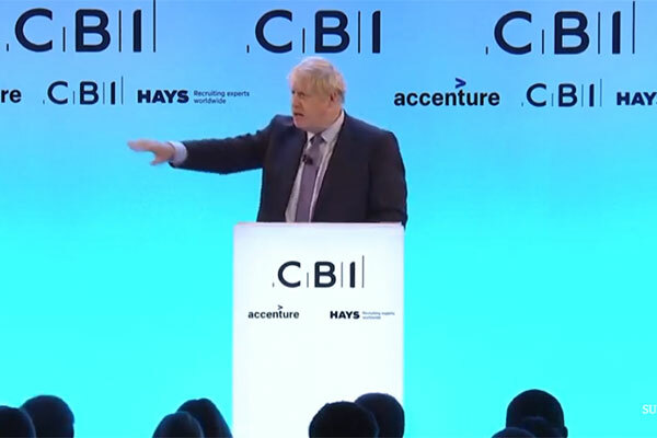 Boris Johnson attacks 'oligopoly' of developers in defence of housebuilding record