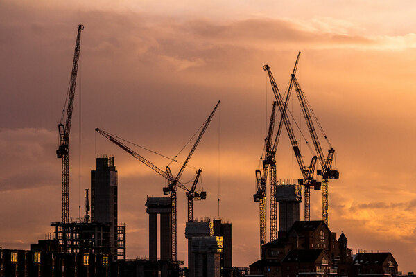 London affordable starts double year on year