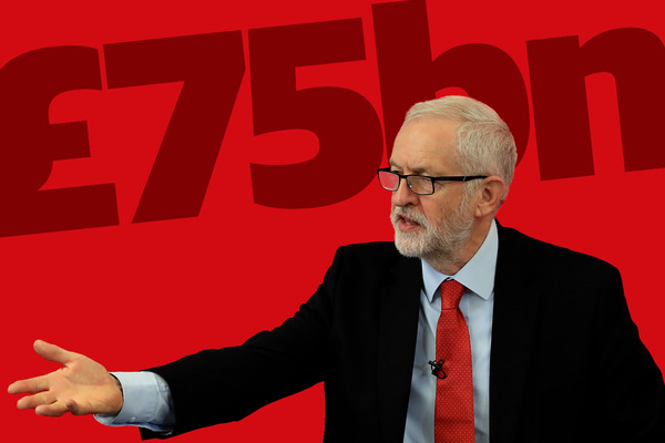 Labour pledges £75bn programme to build 150,000 affordable homes a year