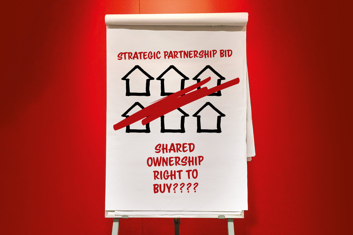 Shared ownership Right to Buy plan forces landlords to rethink strategic partnership bids