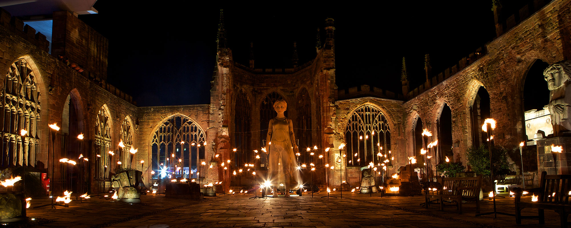 'Godiva Awakes' will play an important part in Coventry's 2021 UK City of Culture events