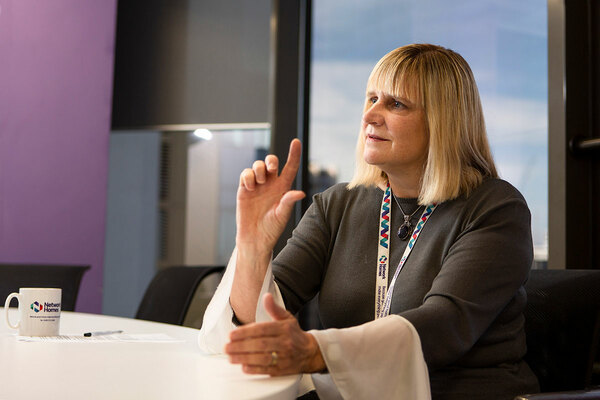 G15 chair Helen Evans interview: 'There is definitely a lot more caution in boardrooms'