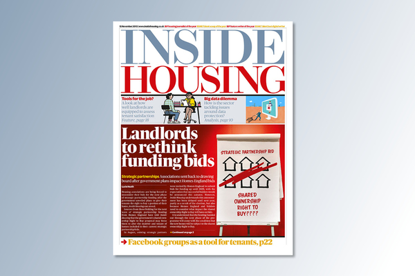 15 November digital edition of Inside Housing out now