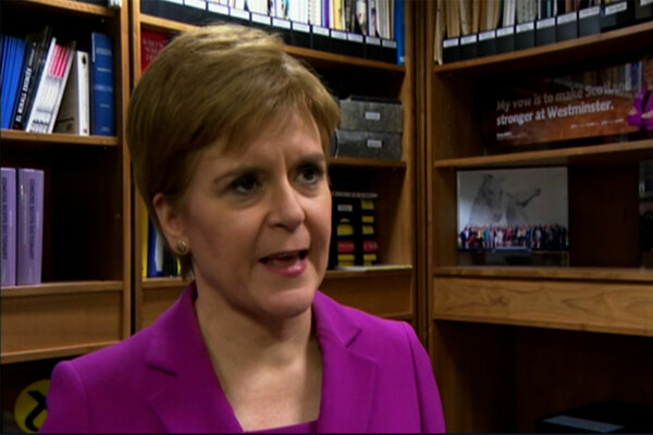 SNP manifesto demands end to benefit freeze and Universal Credit reform