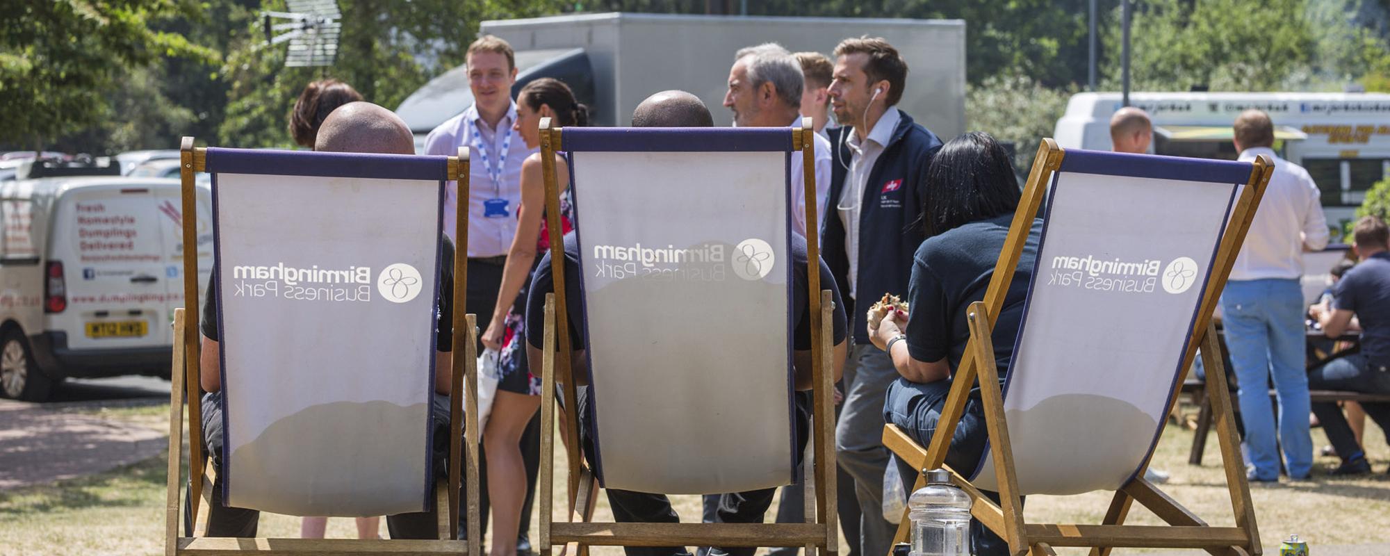 Placemaking success at Birmingham Business Park