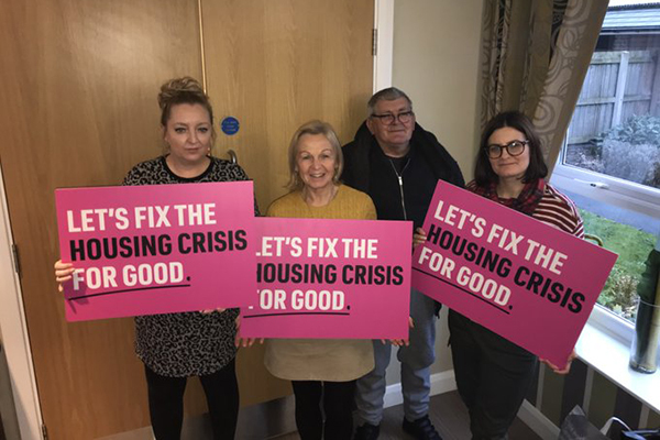Sector unites in call to #FixTheHousingCrisis – a selection of your tweets