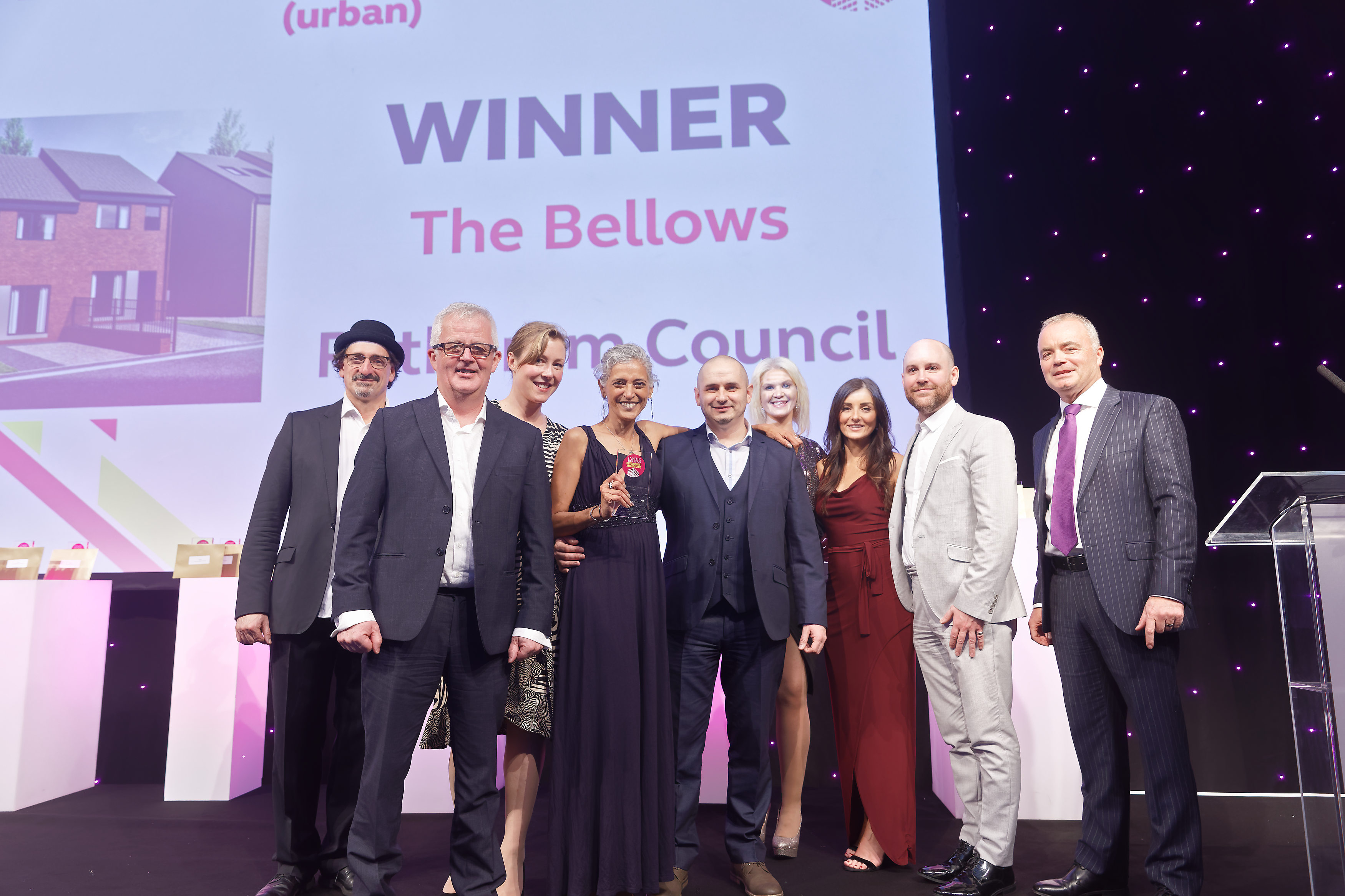 Best shared ownership development (urban)
