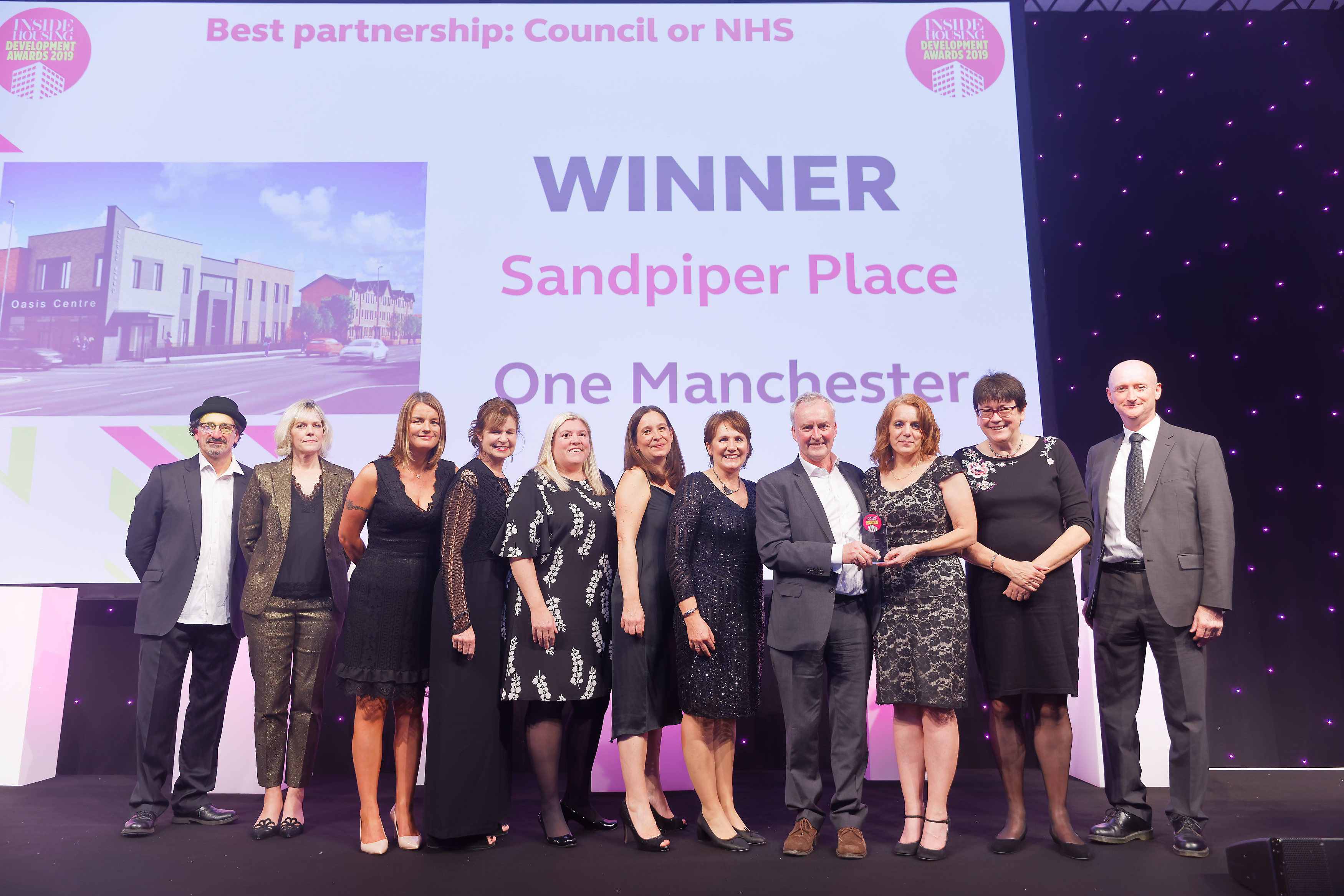 Best partnership: Council or NHS